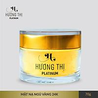 Mặt Nạ Ngủ Vàng 24k Chống Lão Hóa Hương Thị 70g