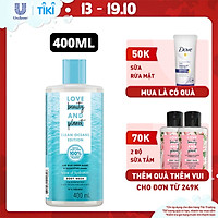 Sữa Tắm Love Beauty And Planet Oceans Edition Cấp Ẩm Wave Of Hydration 400ml