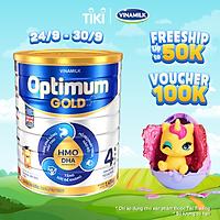 Sữa Bột Optimum Gold Step 4 Hộp Thiếc 1450g