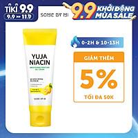Kem dưỡng dạng gel Some By Mi Yuja Niacin Brightening Moisture Gel Cream