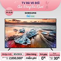 Smart Tivi QLED Samsung 8K 82 inch QA82Q900RBKXXV