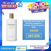Kem chống nắng Skin1004 Madagascar Centella Air-fit Suncream SPF50+ PA++++ 50ml