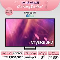 Smart Tivi Crystal Samsung 4K 65 inch UA65AU9000 Mới 2021