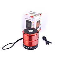 Loa Bluetooth Mini GUTEK WS887,  Loa Nghe Nhạc Cầm Tay Không Dây Nhỏ Gọn, Âm Thanh Cực Hay, Bass Trầm Ấm Có Dây Treo Cắm Thẻ Nhớ, Cổng 3.5, USB, Đài FM, Nhiều Màu Sắc - Hàng Chính Hãng