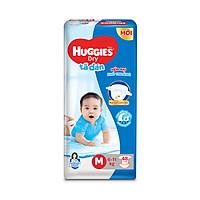 Tã dán Huggies Jumbo size M48 - 48 Miếng (6 - 11kg)