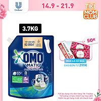 Túi nước giặt Omo matic cửa trước khử mùi thư thái 3.7kg
