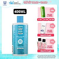 Sữa Tắm 400Ml Love Beauty And Planet Clean Oceans Edition Chăm Da Mềm Mịn Marine Softness