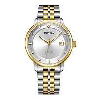 Đồng hồ nam máy cơ tự động chính hãng Thụy Sĩ TOPHILL TW073G.S6688