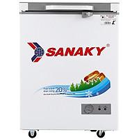 Tủ đông Sanaky 100 lít VH-1599HYK - Chỉ giao HCM