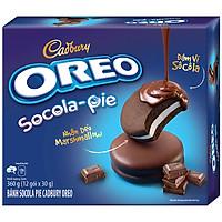 Hộp Bánh Oreo Sôcôla Pie 360g
