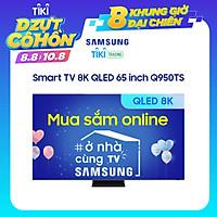Smart Tivi QLED Samsung 8K 65 inch QA65Q950TS