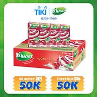 Thùng 48 Hộp Sữa Chua Lên Men Tự Nhiên Yomost Trái Lựu (170ml/Hộp)