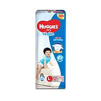Tã dán Huggies Jumbo size L42 - 42 Miếng (9 - 14kg)