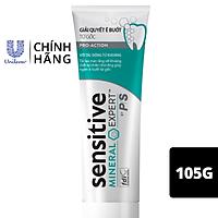 Kem Đánh Răng P/S Sensitive Mineral Expert 105g cho răng nhạy cảm giúp giải quyết ê buốt từ gốc với tác động từ khoáng