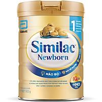 Sữa Bột Abbott Similac Newborn 1 900g