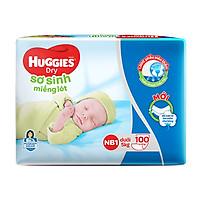 Miếng lót sơ sinh Huggies Inserts New Born 1NB100