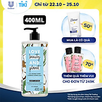 Sữa Dưỡng Thể 400Ml Love Beauty And Planet Clean Oceans Edition