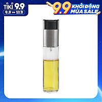 Bình xịt dầu Lock&Lock 100ml kèm phểu và cọ rửa - CKO109