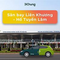 Voucher Xe 4 Chỗ Sân Bay Liên Khương - Khu vực Hồ Tuyền Lâm