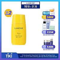 Kem chống nắng cho da thường đến da khô Laneige Watery Sun Cream SPF50+ PA++++ 50ML