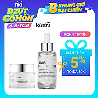 Combo Dưỡng Sáng Da Klairs Freshly Juiced Vitamin