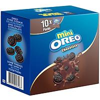 Bánh Oreo Mini Chocolate 204gr