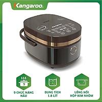 Nồi Cơm Điện Cao Tần Kangaroo KG599N (1.8L) - Hàng chính hãng