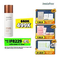 Nước Cân Bằng Dưỡng Sáng Da 3 Trong 1 Innisfree Brightening Pore Skin (150ml)