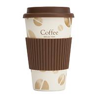 Ly nhựa cao cấp có nắp Coffee Break Nâu 425ml - Thiết kế hiện đại, có nắp tiện dụng - Chất liệu cao cấp, thân thiện với môi trường - Phù hợp cho học sinh, sinh viên, nhân viên văn phòng, quà tặng, gia đình