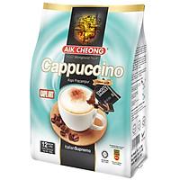 Cà Phê Cappuccino Aik Cheong Cafe Art (12 Gói x 25g)