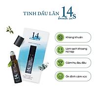 Tinh dầu lăn 14S Breathe In 10ml -  hỗ trợ hô hấp, sát khuẩn Breathe In