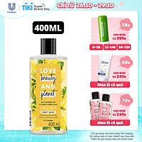 Sữa Tắm 400Ml Love Beauty And Planet Lưu Hương Nồng Nàn Tropical Refresh Với 100% Tinh Dầu Ngọc Lan Tây