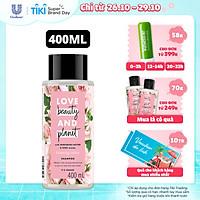 Dầu Xả 400Ml Love Beauty And Planet Phục Hồi Hư Tổn & Ngăn Chẻ Ngọn Hope And Repair 100% Dầu Dừa Organic Và Hương Hoa Ngọc Lan Tây
