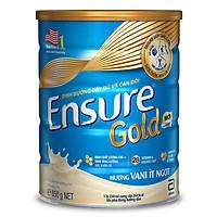 Sữa Bột Abbott Ensure Gold Vani Ít Ngọt 850g