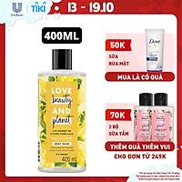 Sữa Tắm Love Beauty And Planet Lưu Hương Nồng Nàn Với 100% Tinh Dầu Ngọc Lan Tây