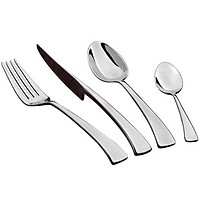 Bộ Phụ Kiện Bàn Ăn Cao Cấp 4 Món Dao Muỗng Nĩa Inox Chống Gỉ 304 18/10 Bouscoe - Stainless Steel 304 18/10 Cutlery