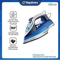 Bàn Ủi Hơi Nước Nagakawa NAG1505 - Hàng Chính Hãng