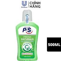 Nước Súc Miệng P/S Expert Protection Fresh Naturals
