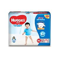 Tã dán Huggies Jumbo size XL38 - 38 Miếng (12 - 17kg)