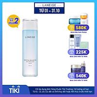 Nước Cân Bằng Dưỡng Ẩm Laneige Essential Balancing Skin Refiner Light Cho Da Dầu Và Hỗn Hợp 200ml