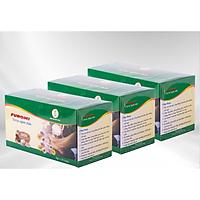 Combo 3 hộp Thảo Dược trị đau khớp, mất ngủ, gout, khử mùi hôi chân, Người lạnh chân tay, buồn buốt, tê cứng, Người hay mệt mỏi, đau đầu, stress, mất ngủ - Ngâm chân Furomi (gói 5g)