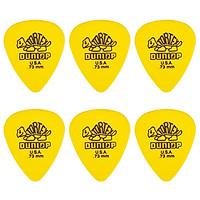 USA Dunlop 6 Tortex 0.73mm - Móng gảy/phím đánh đàn Guitar/Bass