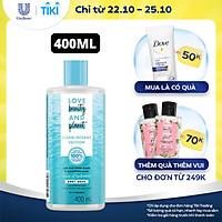 Sữa Dưỡng Thể 400Ml Love Beauty And Planet Chăm Da Mềm Mịn Luscious Hydration Với 100% Dừa Tươi Organic