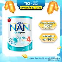 Sữa Bột Nestlé NAN Optipro 4 (900g)