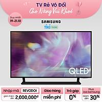 Smart Tivi QLED Samsung 4K 43 inch QA43Q60A Mới 2021