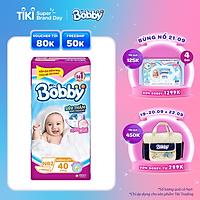 Miếng Lót Sơ Sinh Bobby Fresh Newborn 2 - 40 (40 Miếng)
