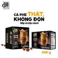 Cà Phê Sữa Đá Ông Bầu OB Café 240g