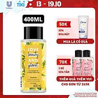 Dầu Gội LBP Phục Hồi Hư Tổn & Ngăn Chẻ Ngọn Với 100% Dầu Dừa Organic Và Hương Hoa Ngọc Lan Tây