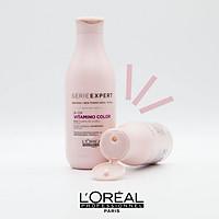 Dầu xả L'oreal Serie Expert A-OX Vitamino color radiance conditioner chăm sóc tóc nhuộm 200ml