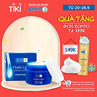 Kem Dưỡng Trắng Da Tối Ưu Hada Labo Perfect White Cream 50g
